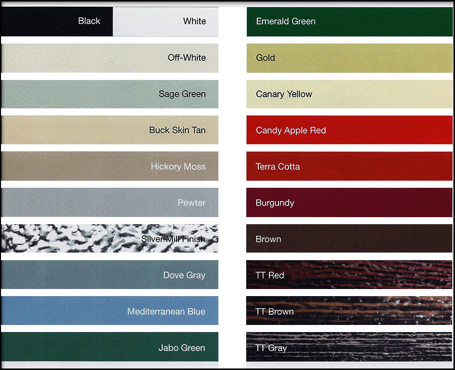 The Shed Store Choose Your Color Handi House